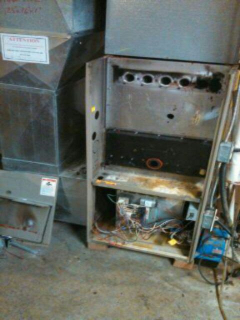 Perry, MI - Goodman furnace repair