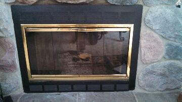 Eaton Rapids, MI - Regency wood burning fireplace insert estimate.