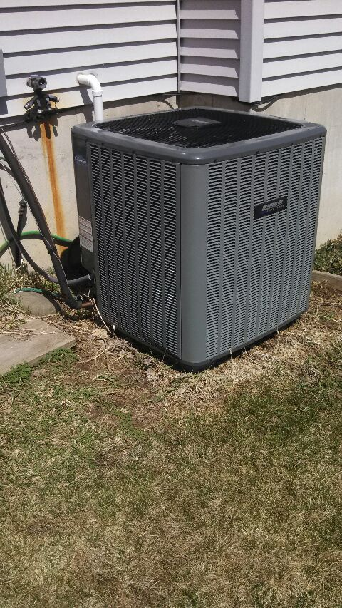 Mason, MI - clean and check Goodman ac