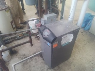 Grand Ledge, MI - Lochinvar boiler service repair