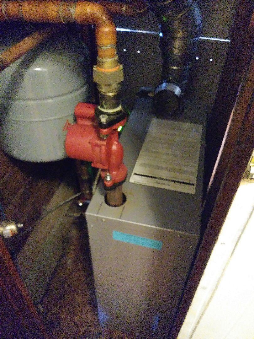 Lansing, MI - Boiler repair for bad control board and failed circulater pump