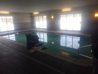 Lansing, MI - Pool dehumidifier repair for hotel