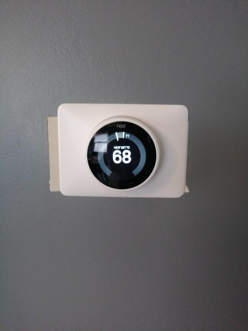 Lansing, MI - Nest thermostat install