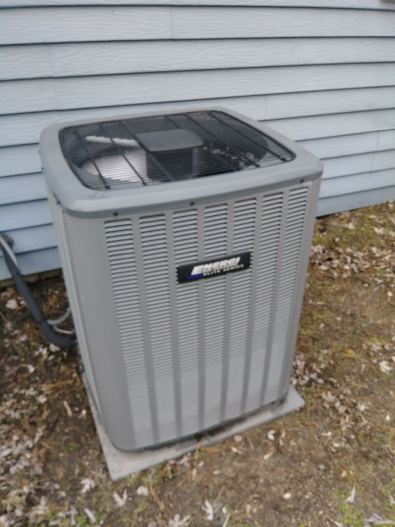 Lansing, MI - Energi air elite heat pump capacitor repair