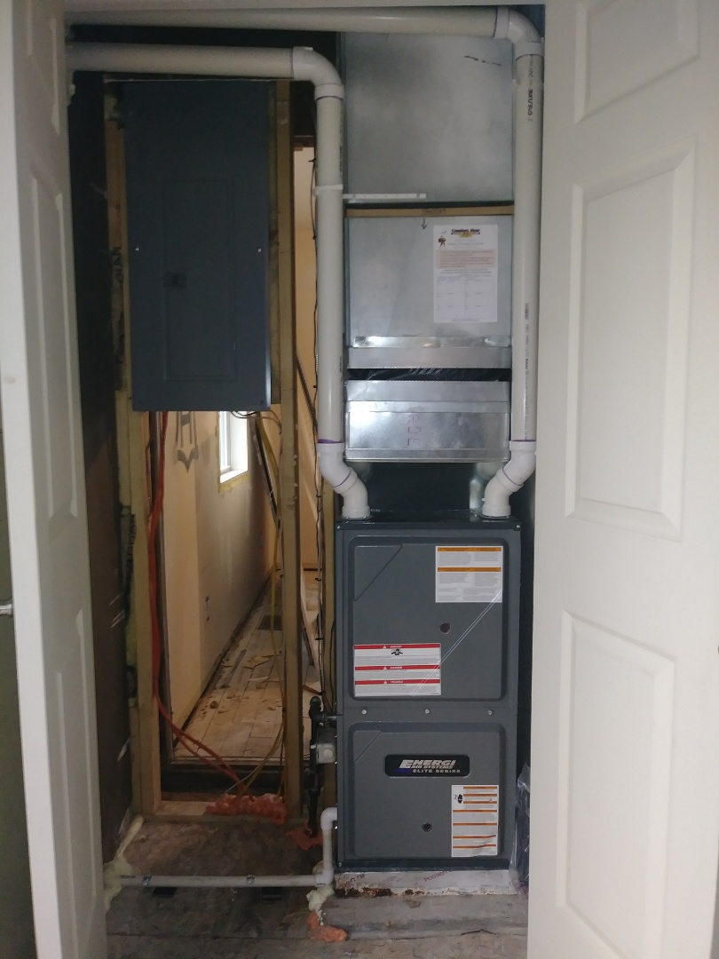 Lansing, MI - Energi Air Elite furnace replacement