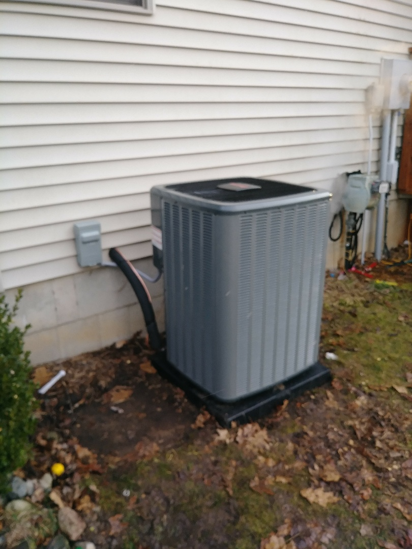 DeWitt, MI - Furnace and conditioning installation