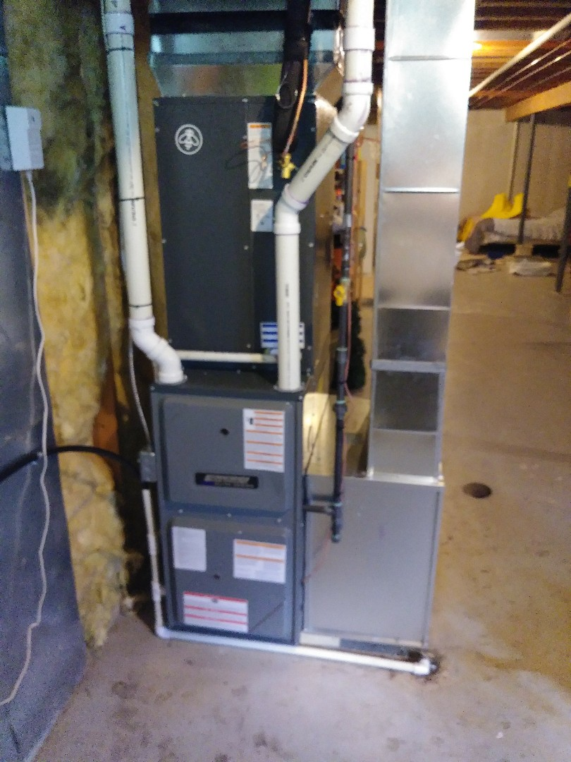 Grand Ledge, MI - Furnace and ac installation