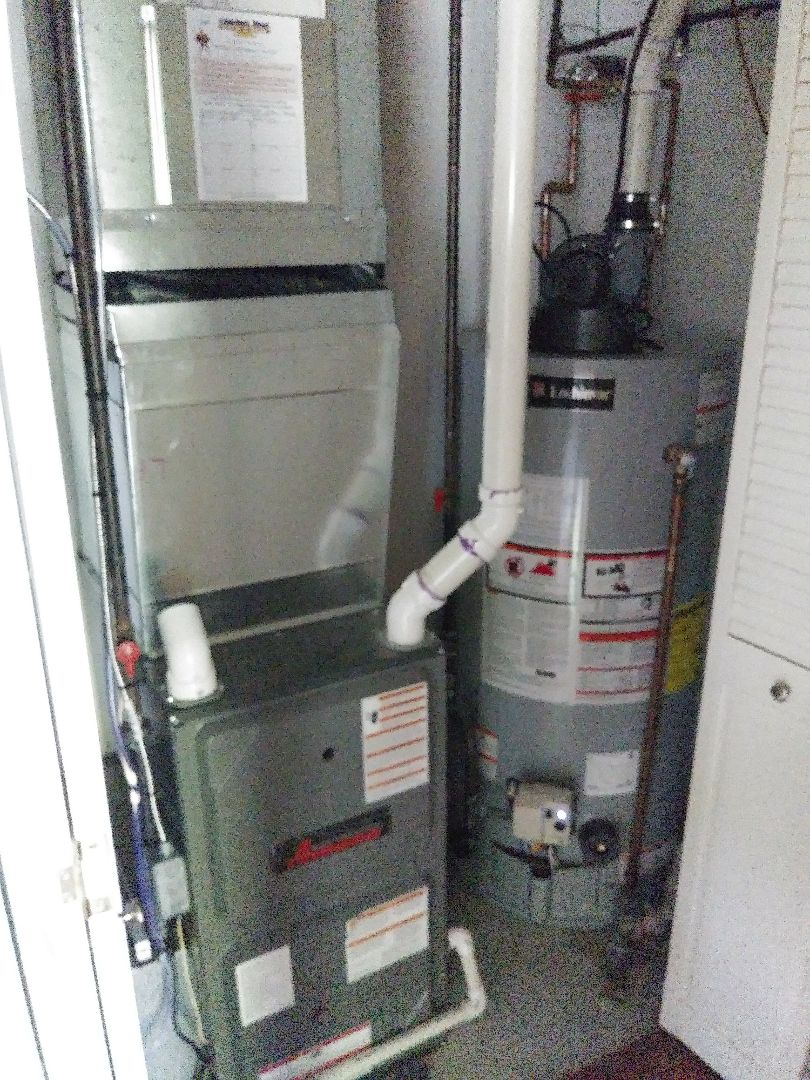 Lansing, MI - Furnace and water heater replacement