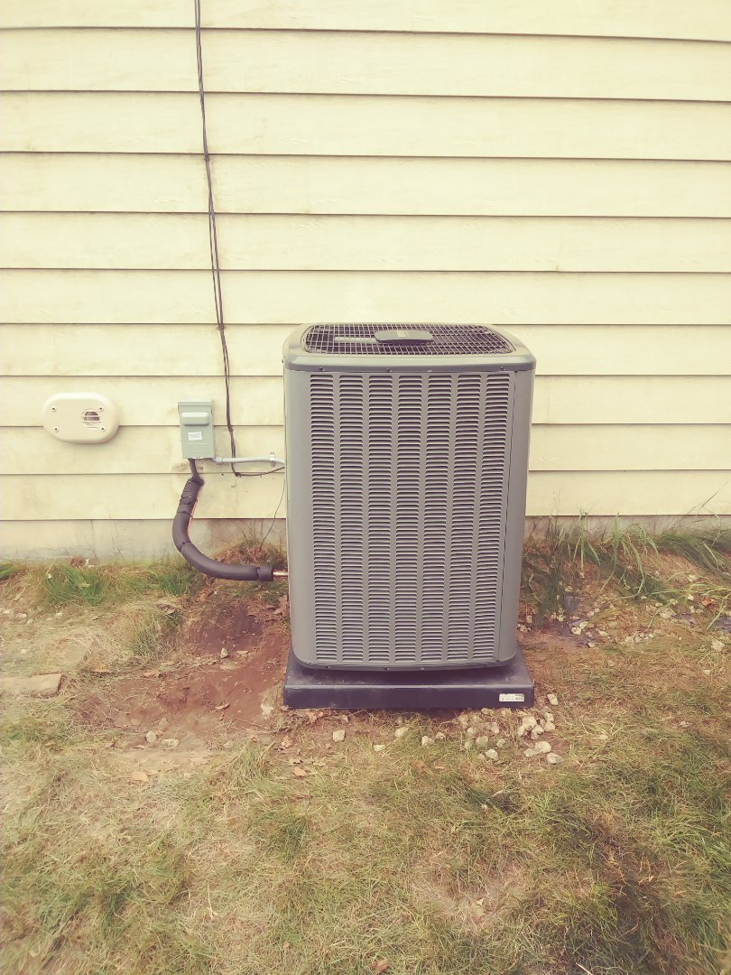 Meridian charter Township, MI - Furnace, air conditioning, water heater replacement.