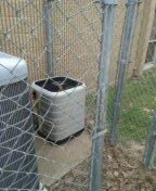 Fruitvale, TX - Installing a nordyne air conditioner system at fruitvale ISD
