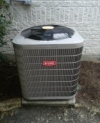 Heath, TX - Install 4-ton Bryant condenser in Rockwall Texas