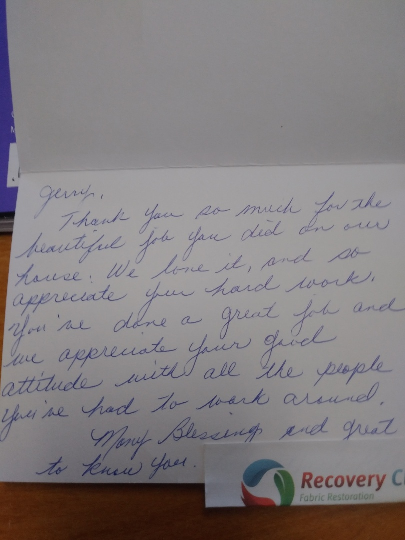 Georgetown Township, MI - Note from a happy homeowner ??