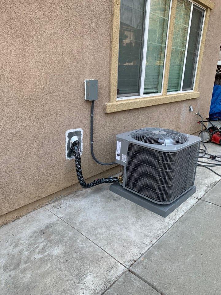 Vallejo, CA - Furnace repaired. HVAC Contractor, AC Repair, AC Installation, AC, Air Conditioning, Furnace Repair, Furnace Installation, Ductless Mini Splits