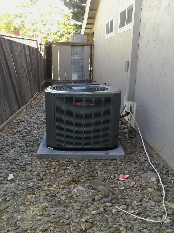 Vallejo, CA - Furnace and AC installation. HVAC Contractor, AC Repair, AC Installation, AC, Air Conditioning, Furnace Repair, Furnace Installation, Ductless Mini Splits