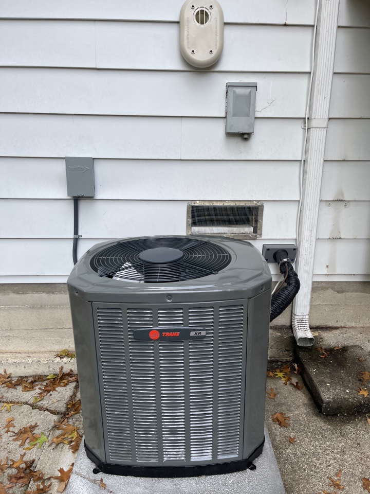 Benicia, CA - Installed a new furnace and air conditioning system. HVAC Contractor, AC Repair, AC Installation, AC, Furnace Repair, Furnace Installation, Ductless Mini Splits