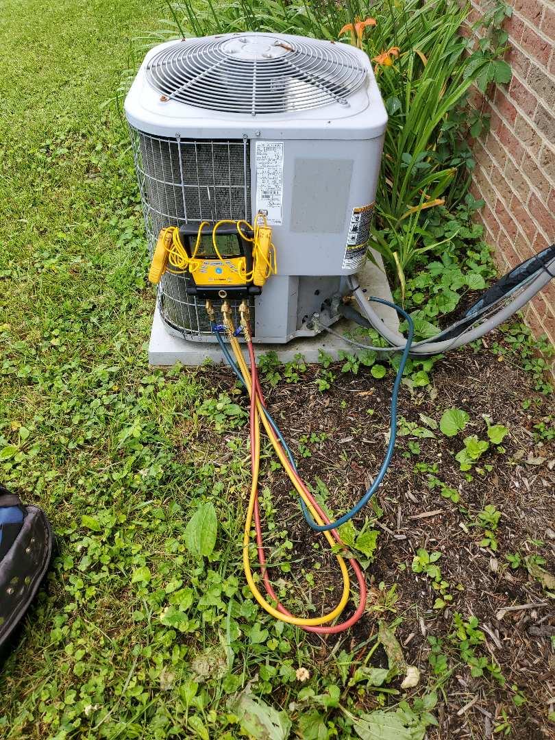 Buchanan, VA - Heat pump