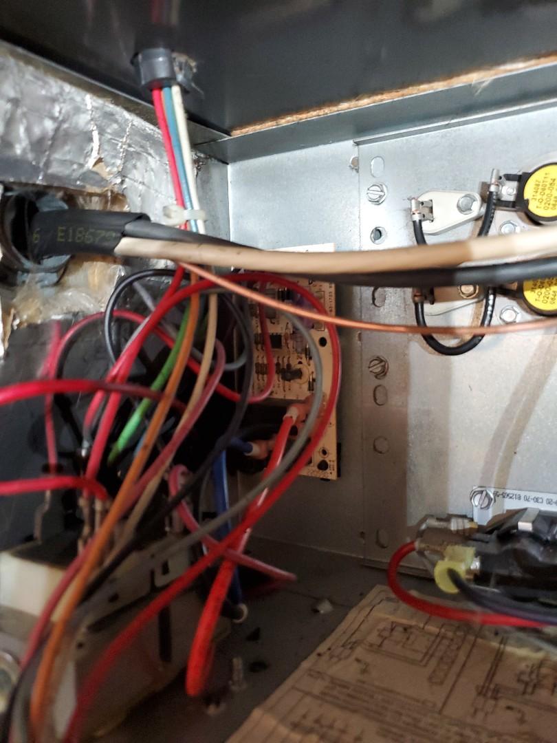 Salem, VA - Bad circuit board