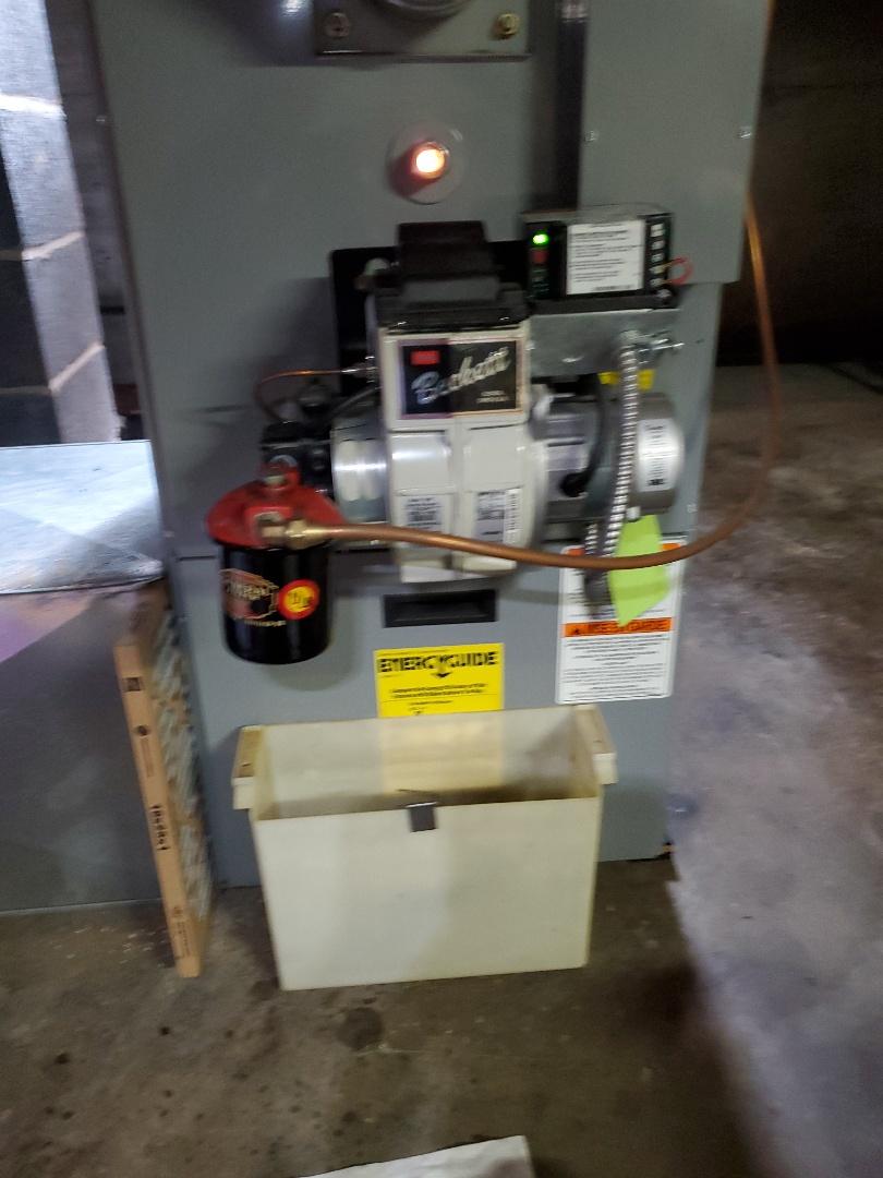 Hollins, VA - Oil tune up