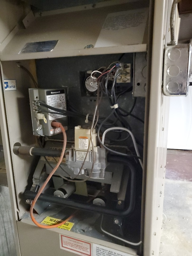 Roanoke, VA - Gas furnace tune up