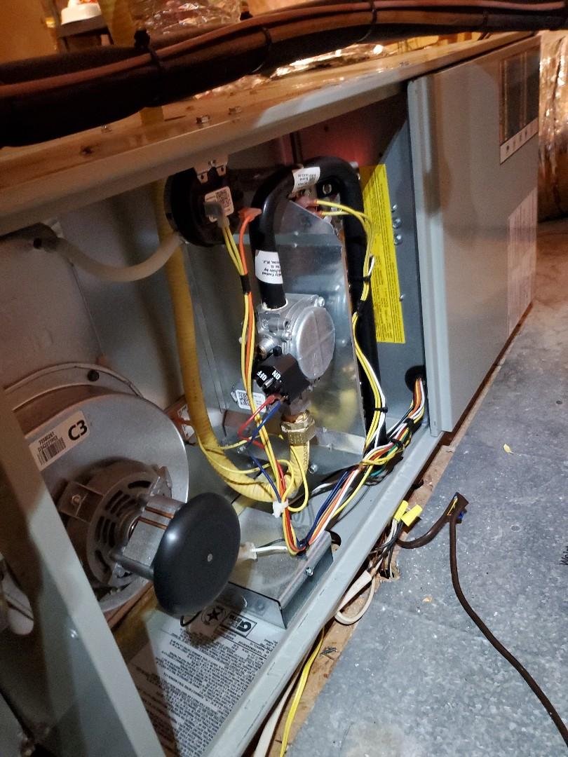 Roanoke, VA - Dirty flame sensor