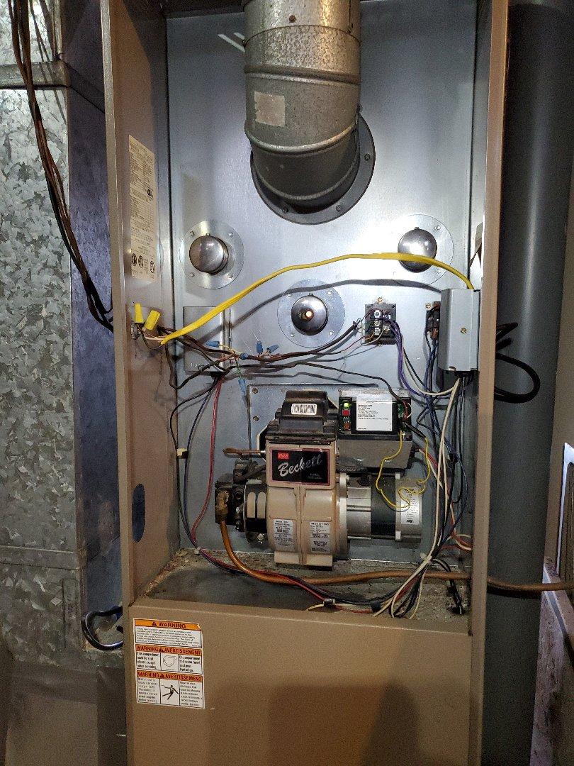 Roanoke, VA - Prime pump