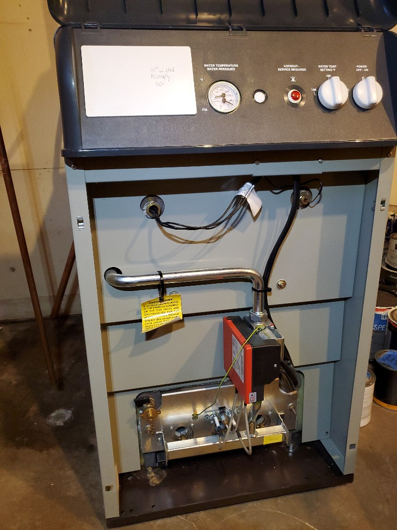 Boiler tune up