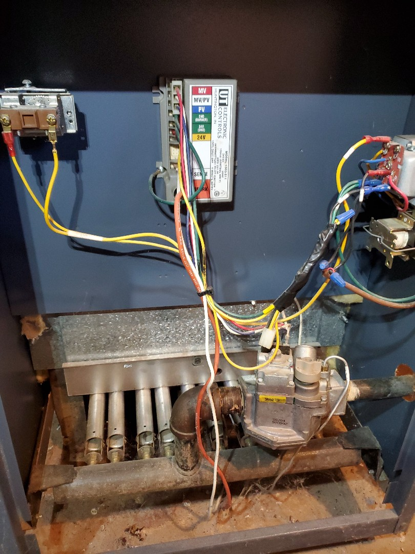 Hollins, VA - Boiler repair