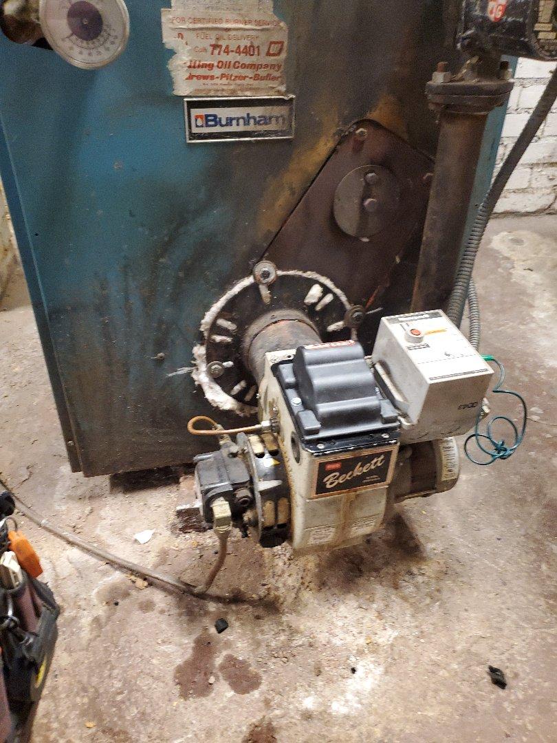 Roanoke, VA - New transformer