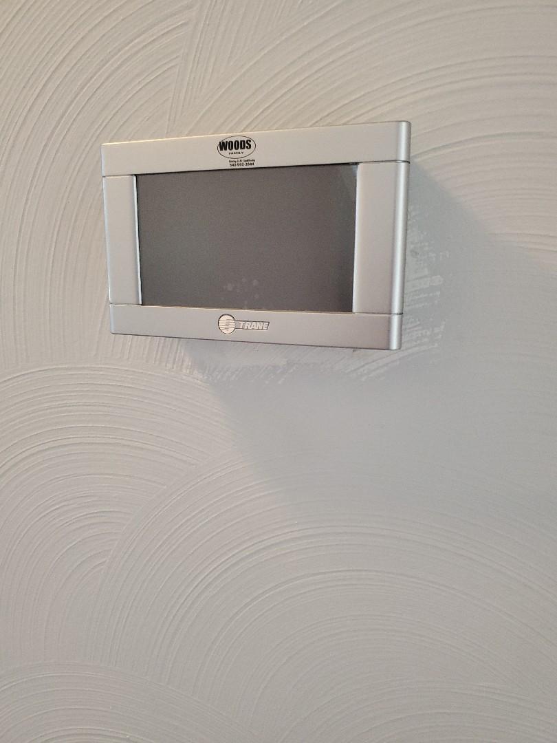 Roanoke, VA - New thermostat