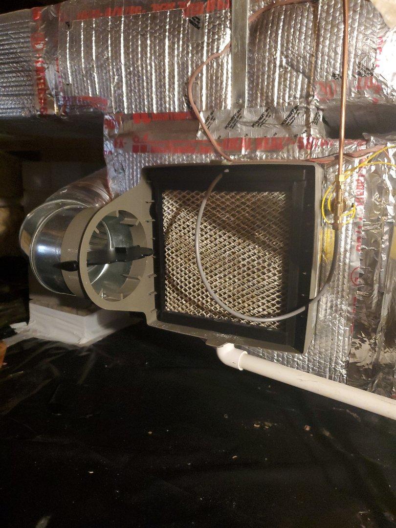 Roanoke, VA - Humidifier issue
