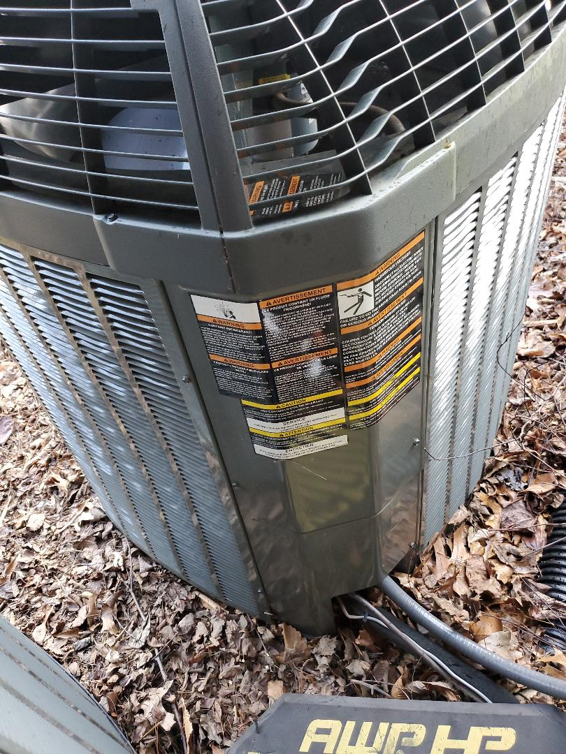 Hollins, VA - New capacitor