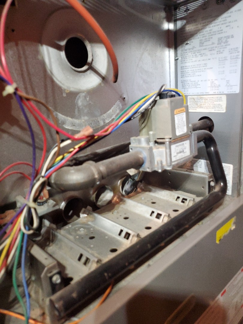 Replaced inducer
