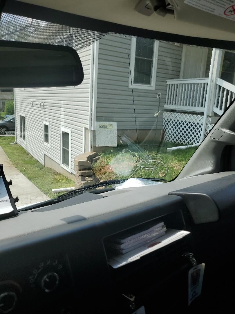 Roanoke, VA - Not home