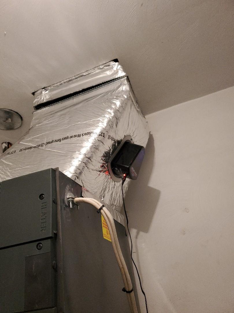 Cave Spring, VA - Halo install