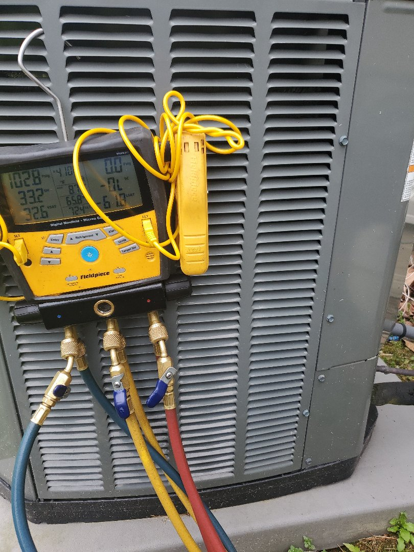 Hollins, VA - Airflow issue