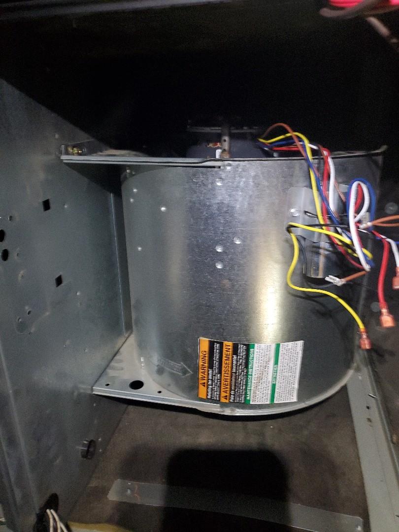 Hollins, VA - New motor