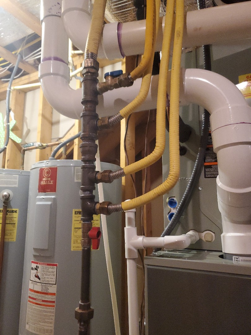 Buchanan, VA - Gas leak