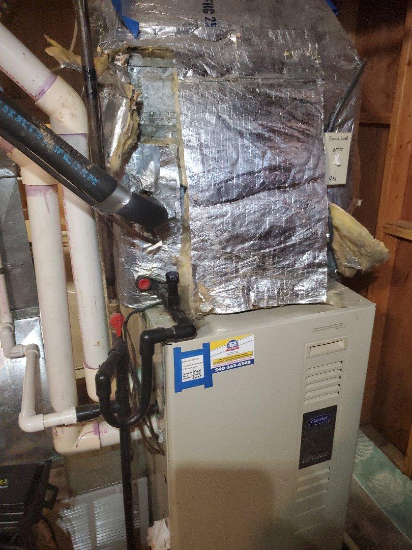 Cave Spring, VA - Freon leak