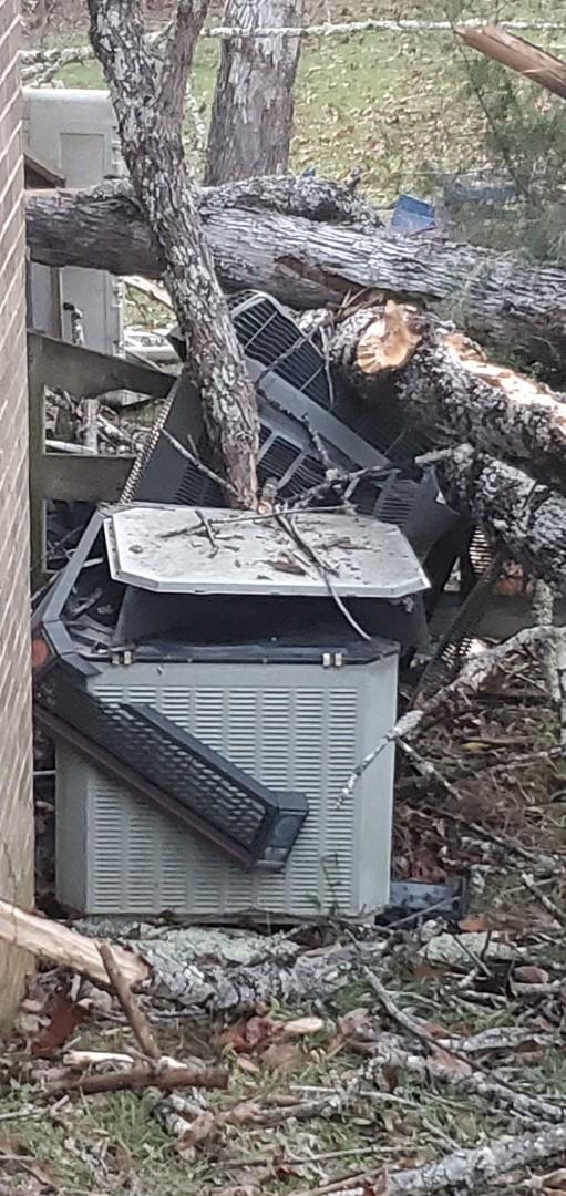 Salem, VA - Bad day
