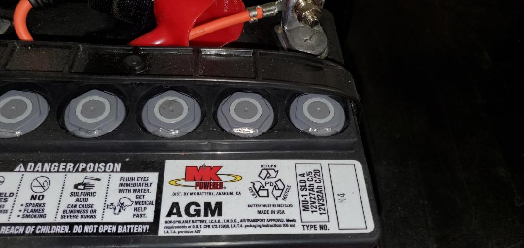Vinton, VA - Bad battery
