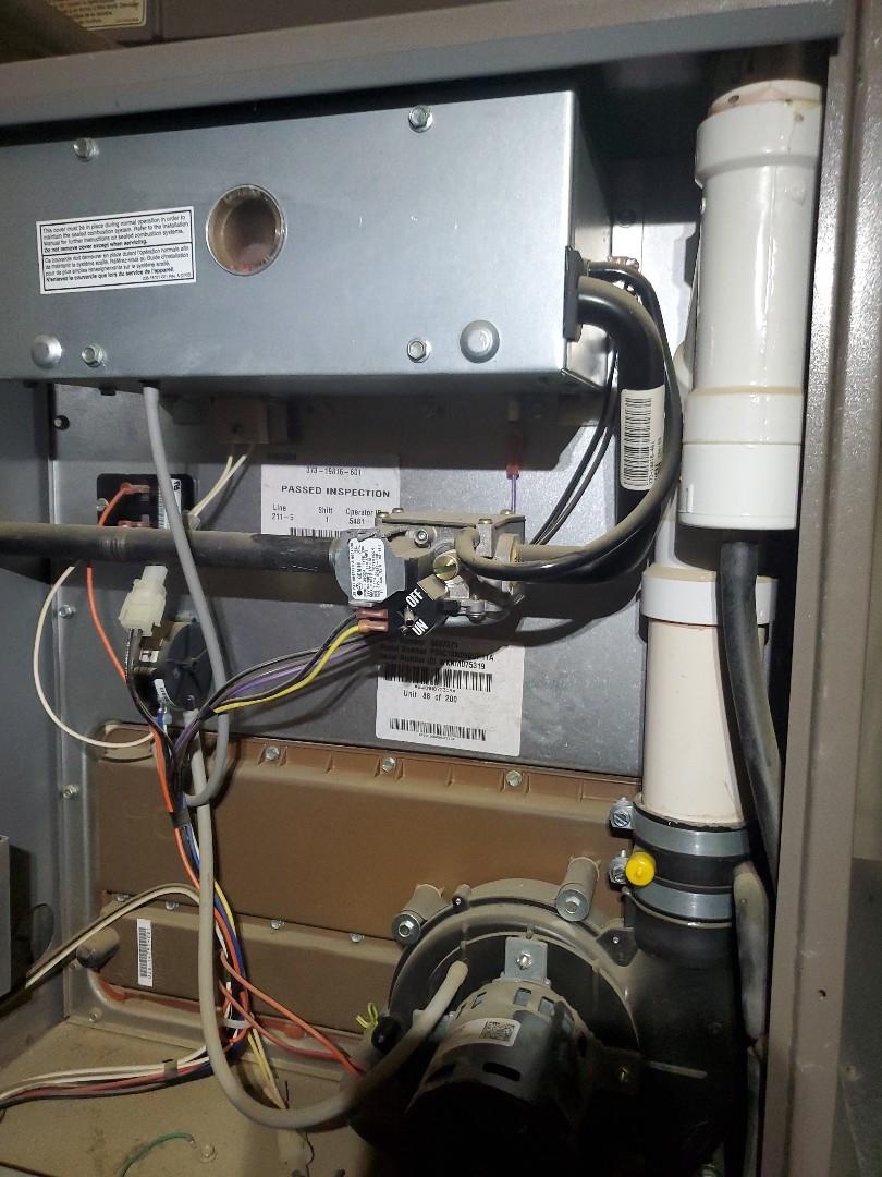 Vinton, VA - Flame sensor