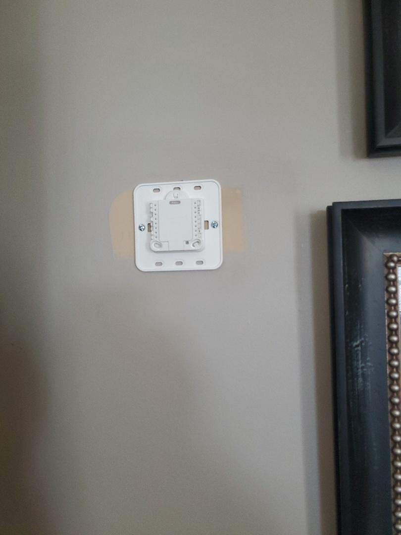 Vinton, VA - Bad thermostat