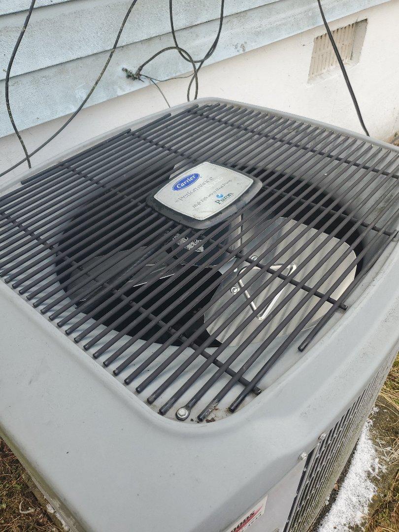 Fincastle, VA - New motor
