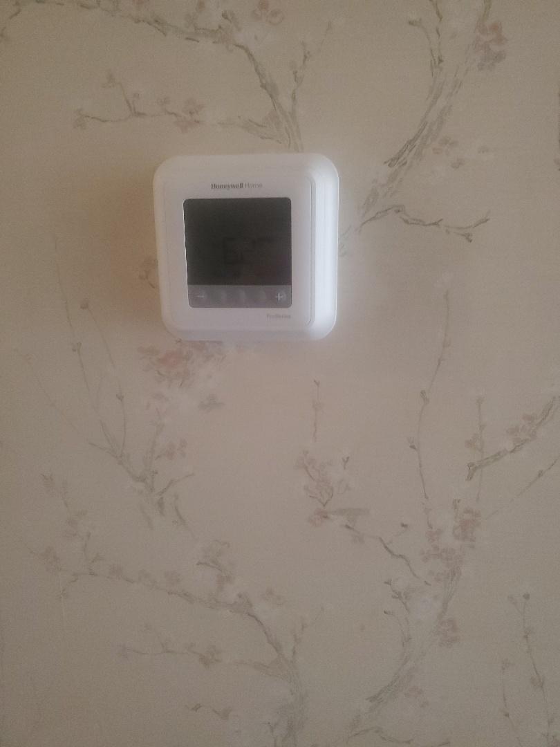 Salem, VA - New thermostat