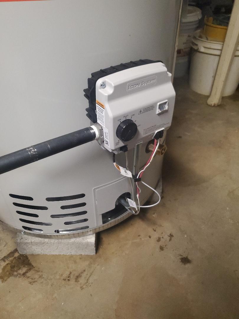 Salem, VA - Bad valve