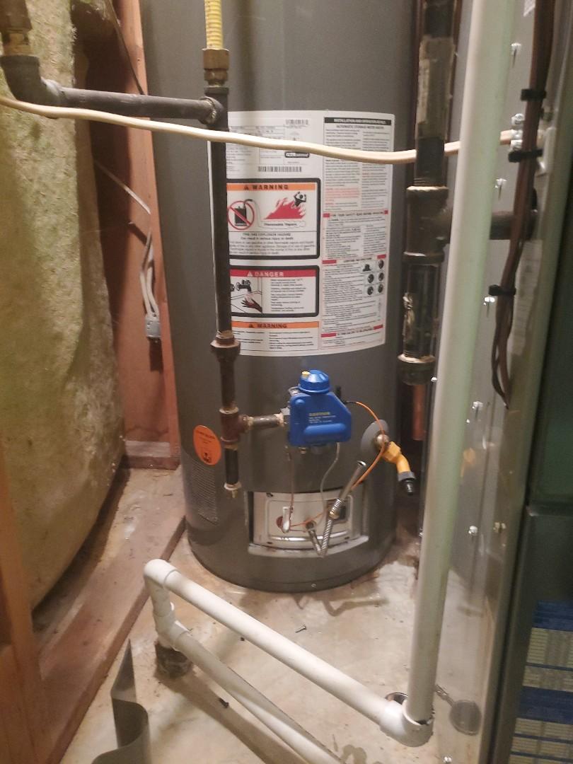 Cave Spring, VA - Bad heater