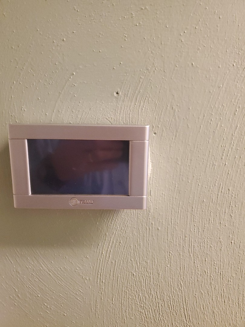 Hollins, VA - New thermostat