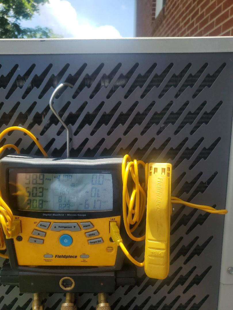 Hollins, VA - Bad capacitor