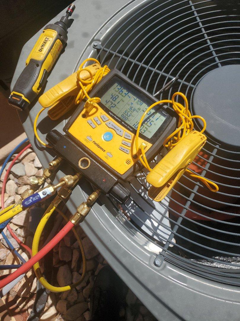 Cave Spring, VA - Vad capacitor