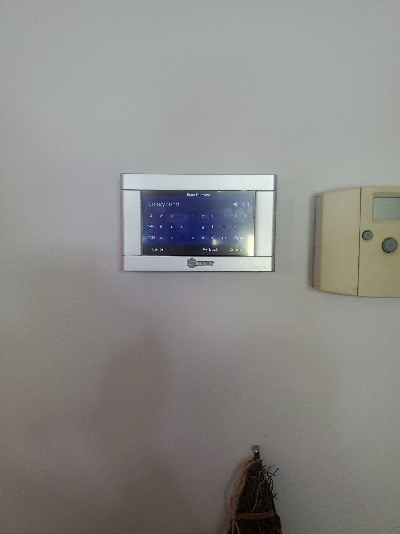 Fincastle, VA - Bad thermostat